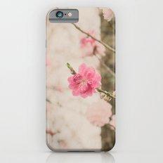 Spring Peach Blossom Slim Case iPhone 6s