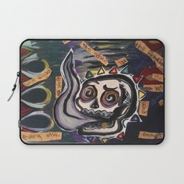 itfellapartintosmoke Laptop Sleeve