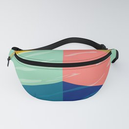 Don't Stop My Summer Fanny Pack