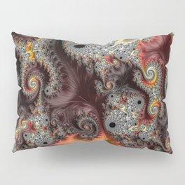 Elegance - Fractal Art Pillow Sham