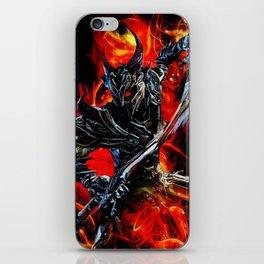 Dark Assasin iPhone Skin