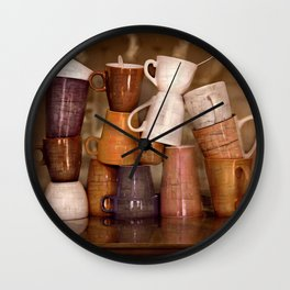Cafehouse (without windows) Wall Clock