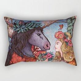 A Midsummer Nights Dream Rectangular Pillow