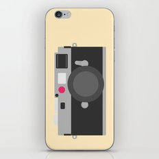 Leica iPhone & iPod Skin