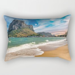 Ao Noi beach Thailand Rectangular Pillow