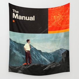 The Manual Wall Tapestry