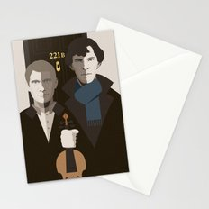 British Gothic Stationery Cards