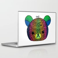 aelwen Laptop & iPad Skins featuring Rilakkuma by Luna Portnoi