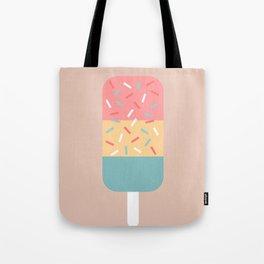 Popsicle (Peach) Tote Bag