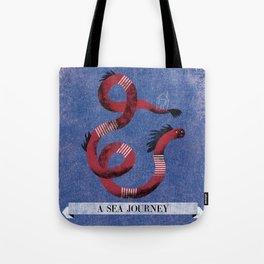 A Sea Journey #2 Tote Bag