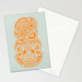 Hei Tiki Stationery Cards