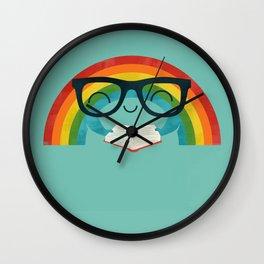 Brainbow Wall Clock