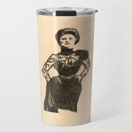 Fannie Travel Mug