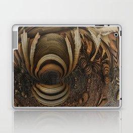 wood-chips Laptop & iPad Skin