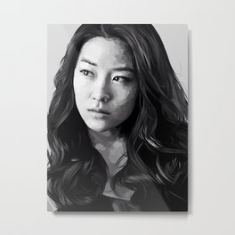 Arden Cho Metal Print