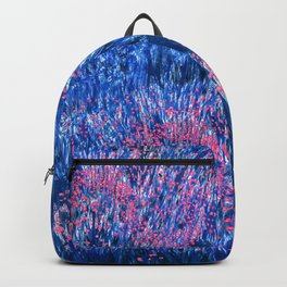 Forget Me Not Blue Backpack