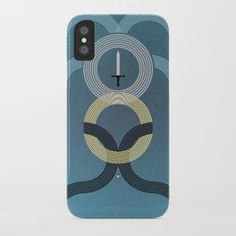 Born to Explore Pt2 iPhone Case