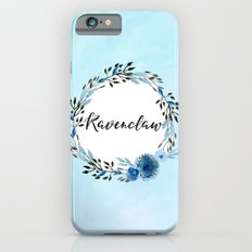 HP Ravenclaw in Watercolor  iPhone 6 Slim Case