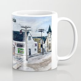 Old Town - Airdrie Ab 1964 Coffee Mug