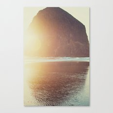 This is where I want to be... Canvas Print