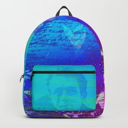 Young and Bold Movie Star Backpack