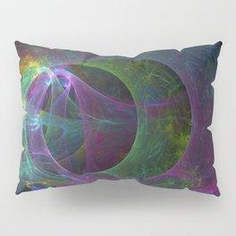 Down the Galactic rabbit hole Pillow Sham