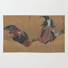 Gamecocks Rug