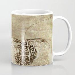 Crumbling Beach Coffee Mug
