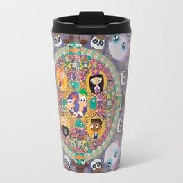 Phineas and Ferb Mandala Travel Mug