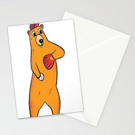 Baseball Brennball Softball Kickball Ballsport USA Stationery Cards