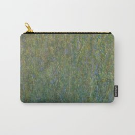Raining Wisteria Carry-All Pouch
