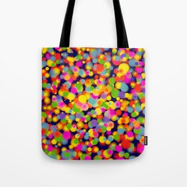 Colors of magic Tote Bag
