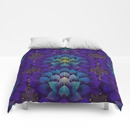 Variations on A Feather IV - Stars Aligned Comforters