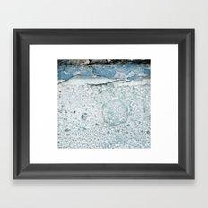 Cell division  Framed Art Print