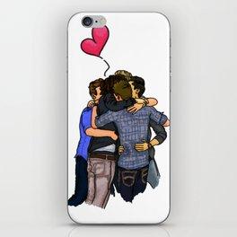 Ot5 Hug iPhone Skin