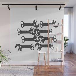 key! Wall Mural