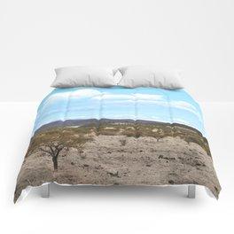 Landscape & Blue Sky Comforters