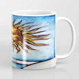 El Sol, The Sun Coffee Mug