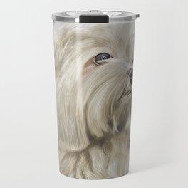 Bichon Fries Travel Mug