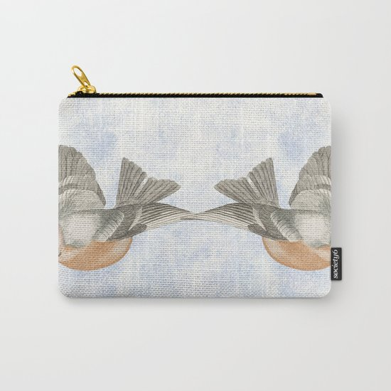 Twitter Carry-All Pouch