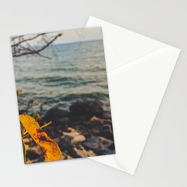 Horizon breeze Stationery Cards