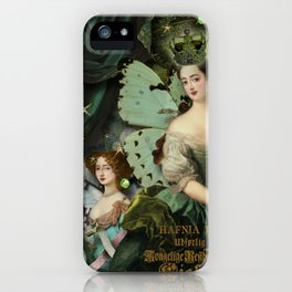 Emerald iPhone Case