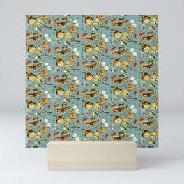 YellowStone Kid Mini Art Print