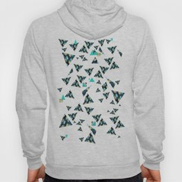 Geometric Triangle Play Hoody