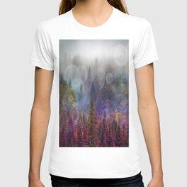 Four Seasons Forest T-shirt