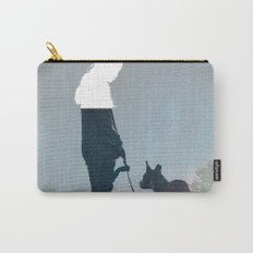 FRIENDSHIP in the space Carry-All Pouch