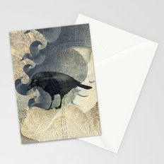 From a raven child Stationery Cards