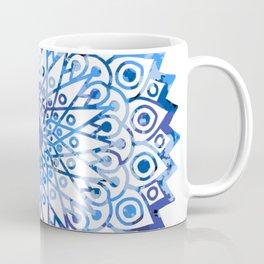 Seashell Mandala - LaurensColour Coffee Mug