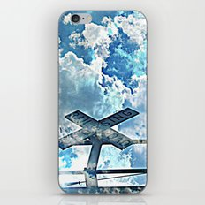 A Place In The Clouds iPhone & iPod Skin