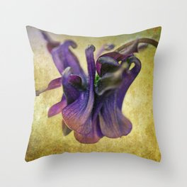 A heart that never hardens... Throw Pillow